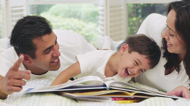 comunicar com os filhos