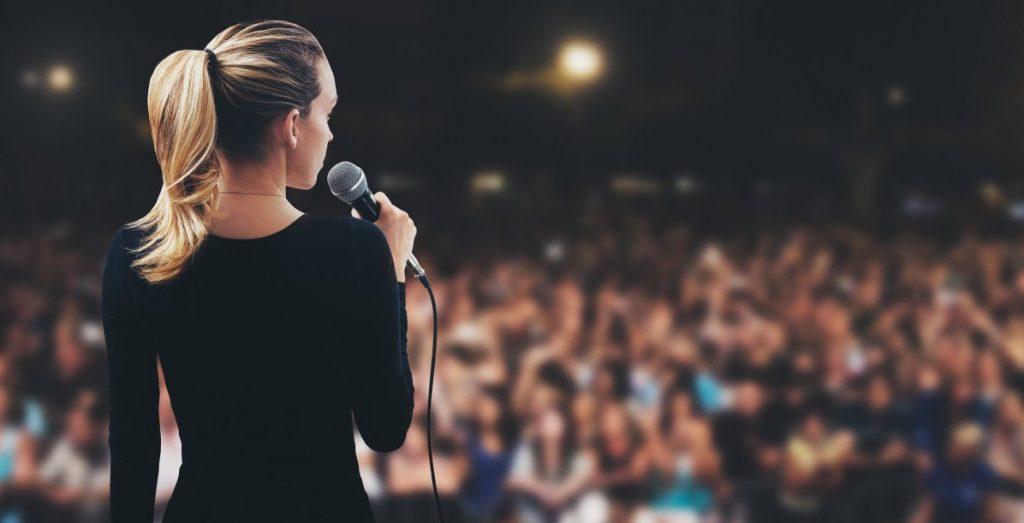 medo de falar em público