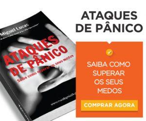 Livro - Ataques de Pânico