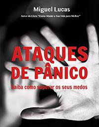 Lançamento do Livro/Ebook – Ataques de Pânico