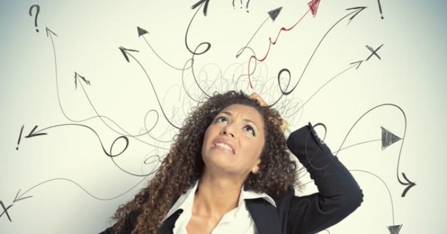 Liberta-se de pensamentos negativos