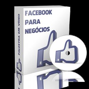 palestra em vídeo facebook para negócios