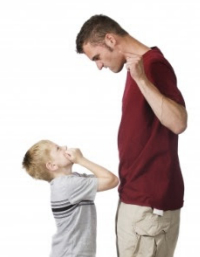 Erros que os pais cometem quando falam com as crianças