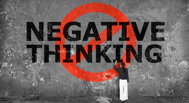 pensamento negativo