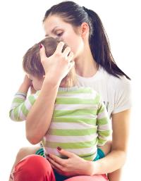 Use uma abordagem não controladora, sendo firme e calmo quando comunica com as crianças
