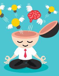 6 maneiras para acalmar rapidamente as suas preocupações