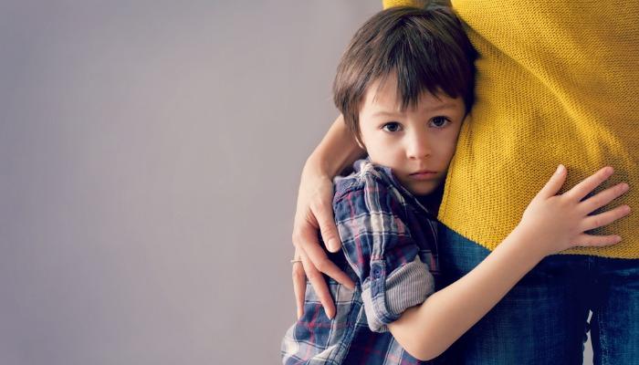 ansiedade nas crianças