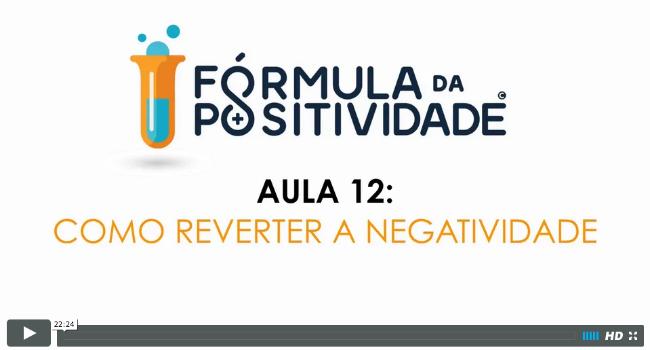 reverter a negatividade