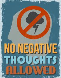 Como posso reverter a minha negatividade?