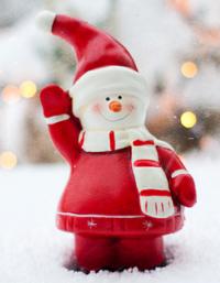 Neste Natal seja corpo, seja mente, seja interação