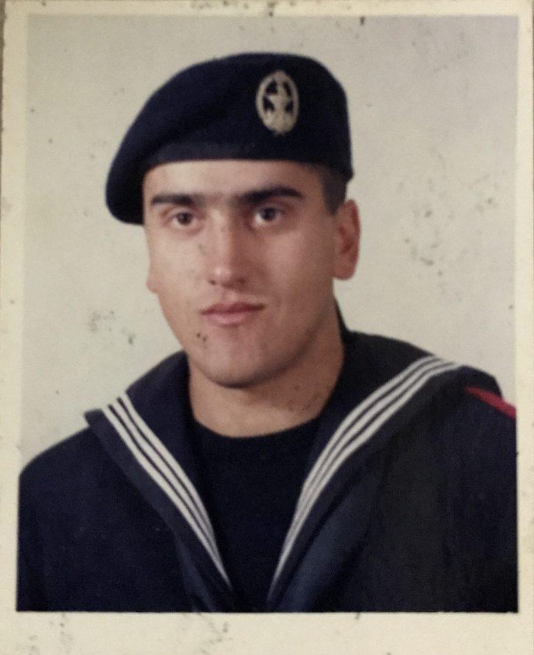 Miguel Lucas em 1992