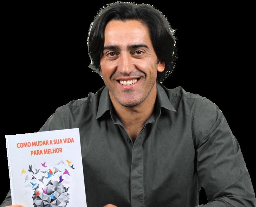 Miguel Lucas - Razões para comprar o Livro Como Mudar a Sua Vida Para Melhor