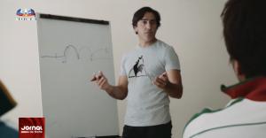 Participação no Programa da SIC - Nelson Évora: de Odivelas aos Jogos Olímpicos