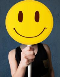 felicidade própria