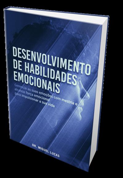 Lançamento do livro: Desenvolvimento de habilidades emocionais