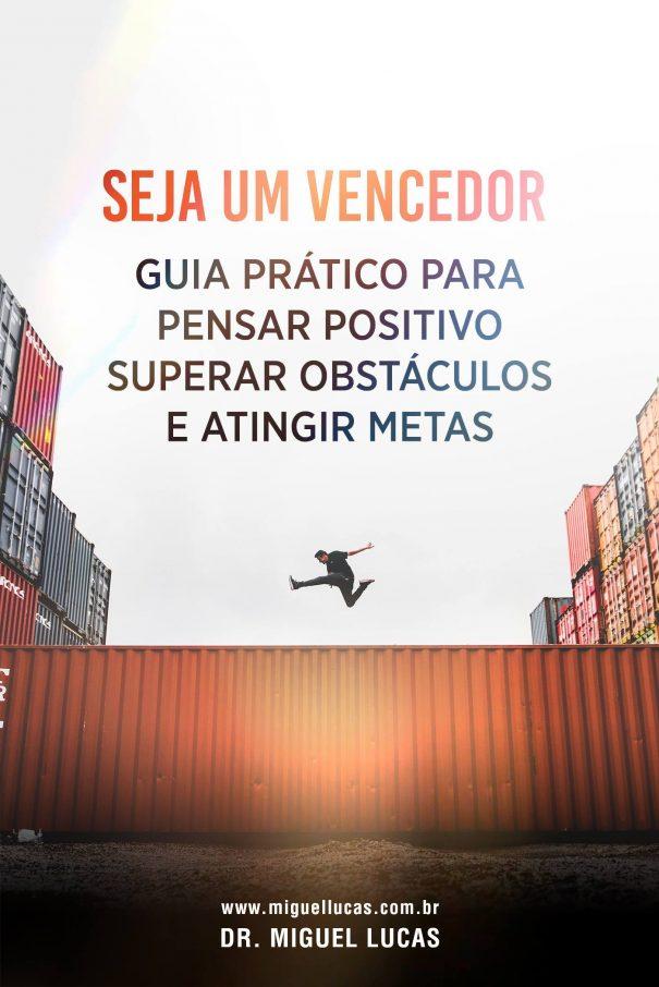 """Baixe Grátis o e-book """"Seja Um Vencedor"""""""