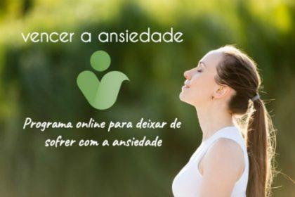 Programa Online para Vencer a Ansiedade de forma eficaz e acessível